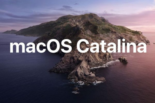 macOS 10.15 Catalina Update