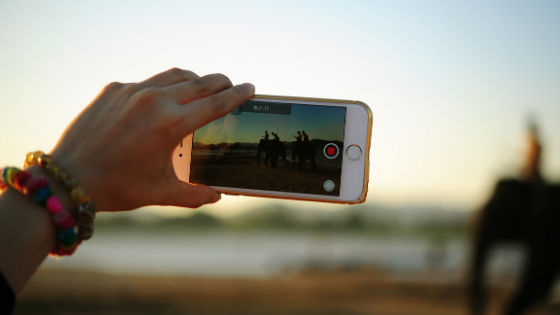 Live Streaming with a smartphone