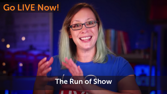 The Run of Show: How to Have a Solid Stream that Runs Smoothly