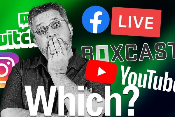 What Social Media Platforms Should I Live Stream To?