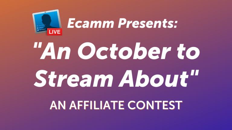 Ecamm Live Affiliate Contest