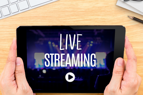 Why You Need to be Live Streaming Your Events