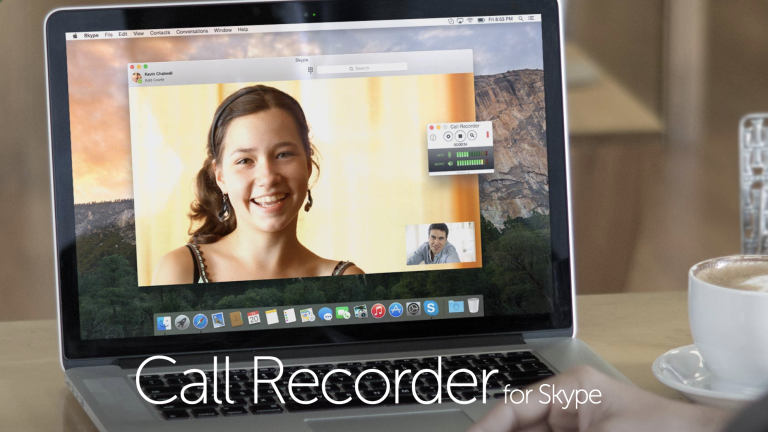 Ecamm Call Recorder for Skype