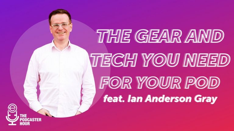 best podcasting tech gear