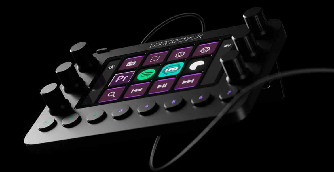 Using Loupedeck Live with Ecamm Live