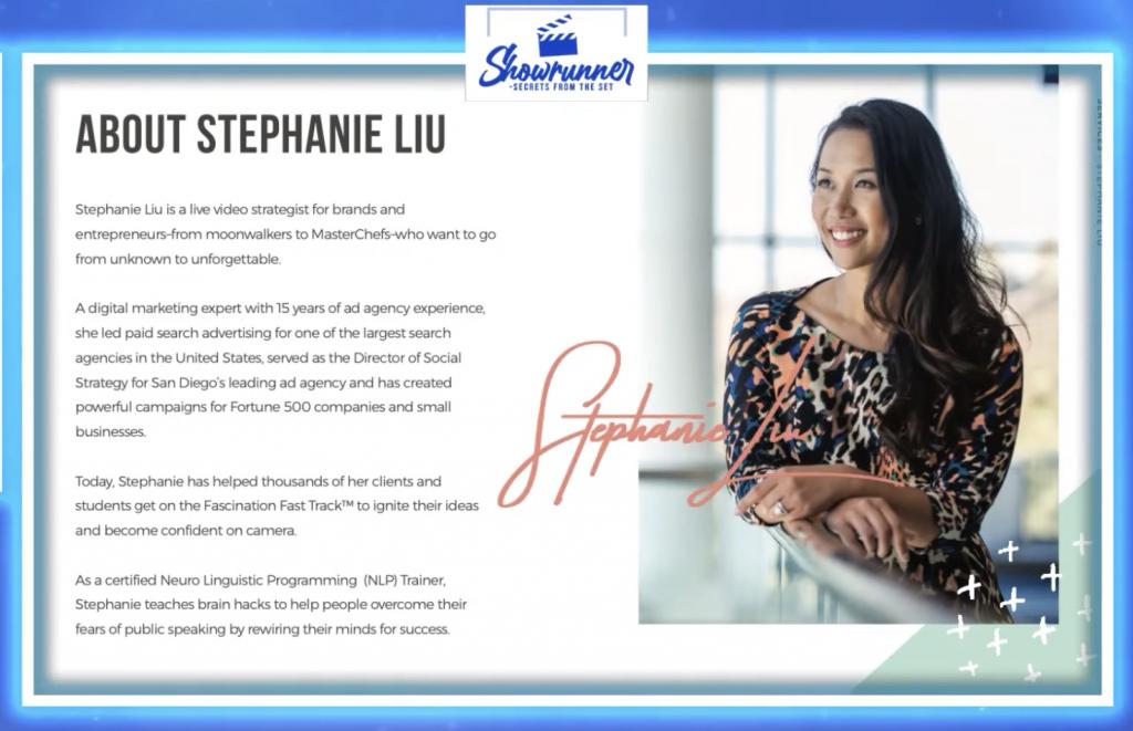 About Stephanie Liu