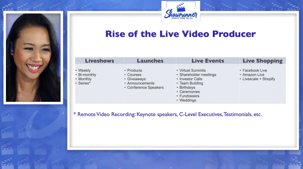 Rise of the Live Video Producer