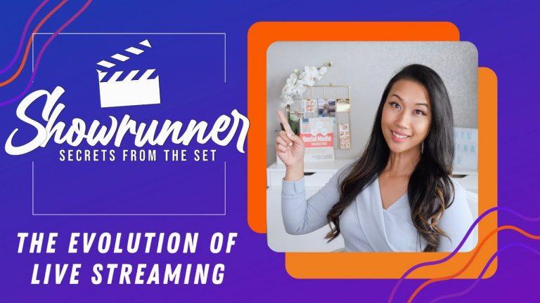 Showrunner Evolution of Live Streaming