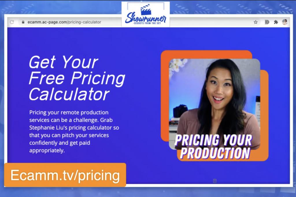 Free pricing calculator