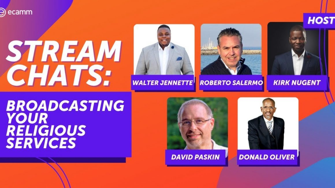 Pro Live Streaming Takeaways for Churches