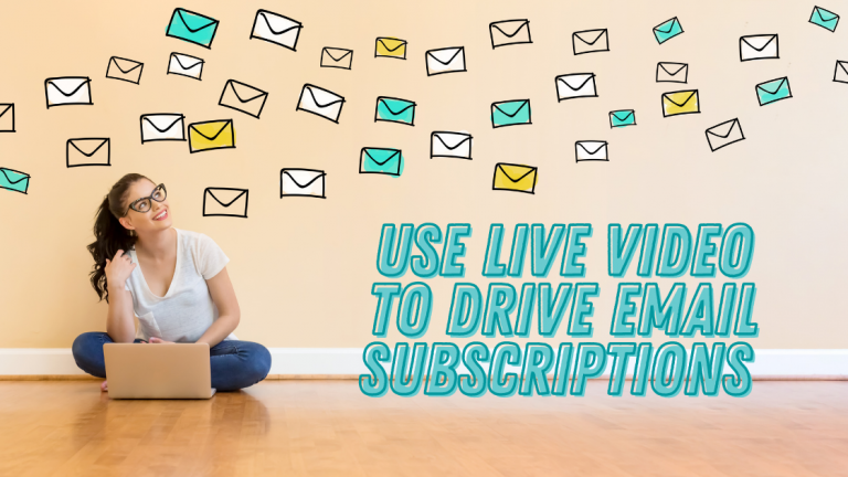 Live Video Email List