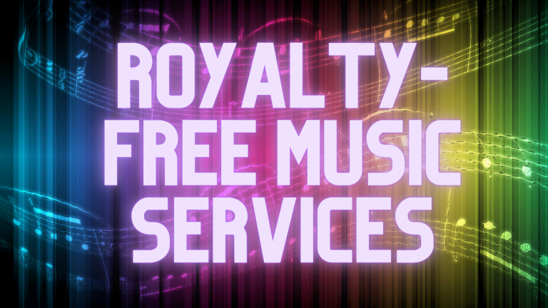 royalty free music services