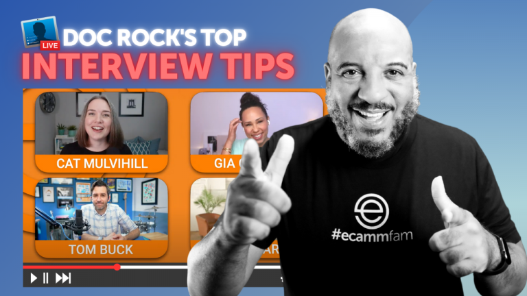 Doc's Interview Tips