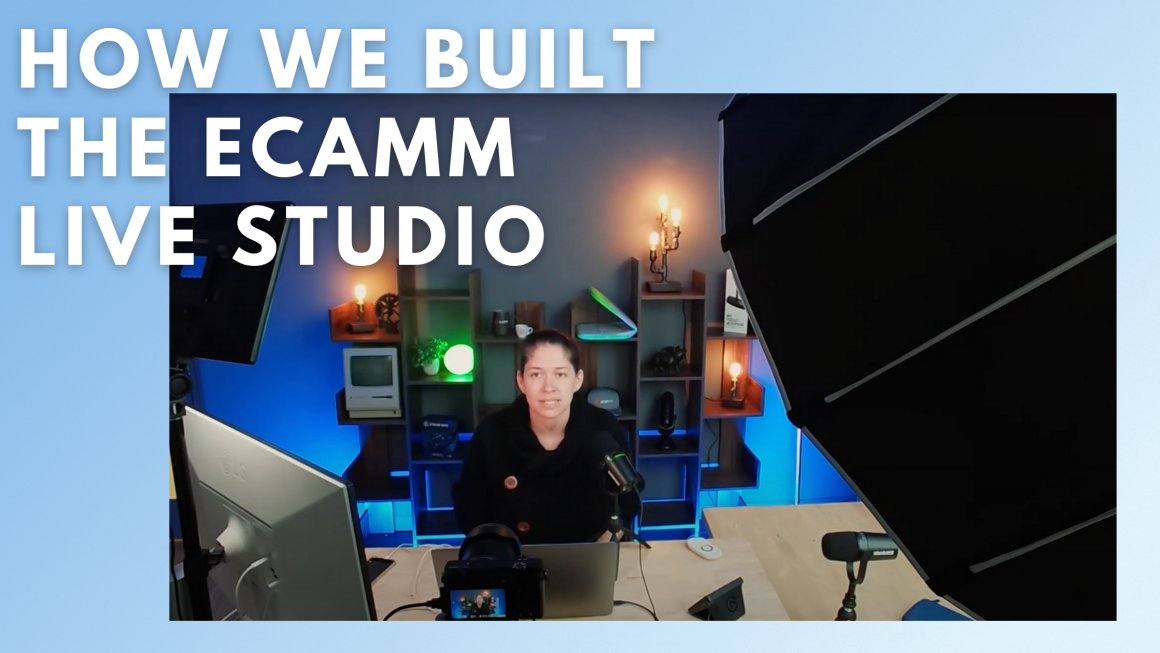 How to Build a Live Streaming Studio