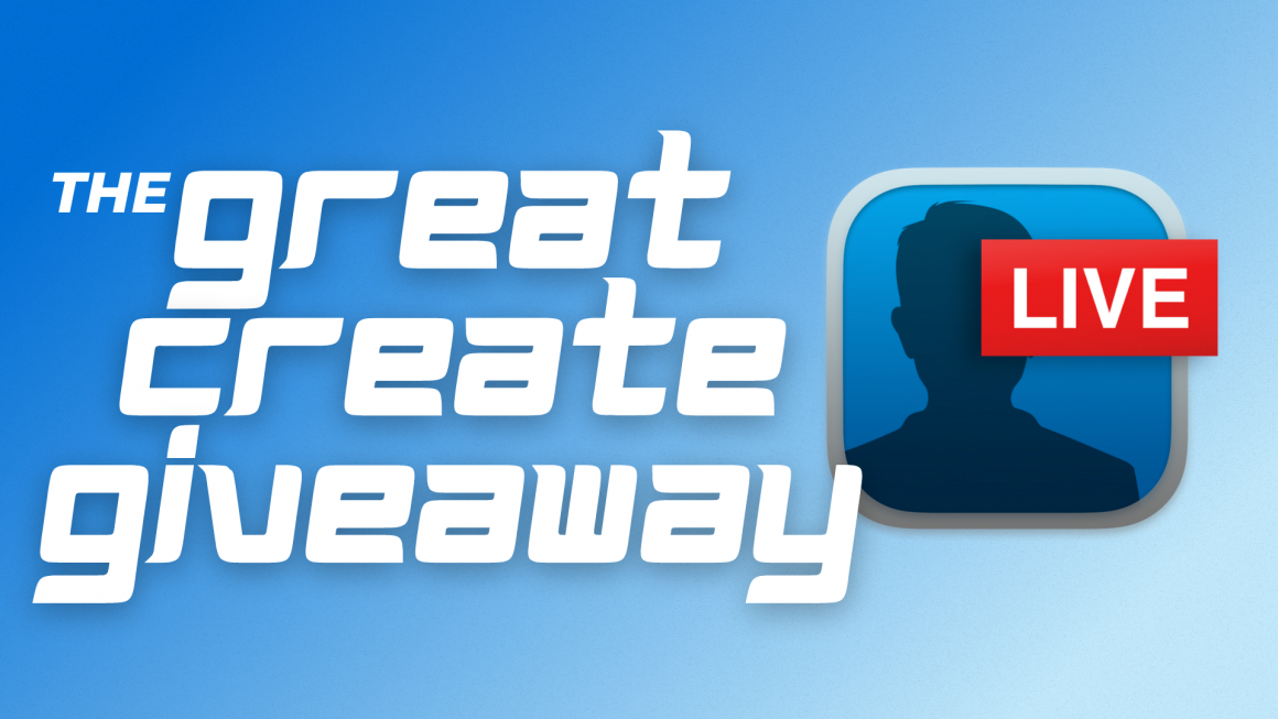 Ecamm's Great Create Giveaway